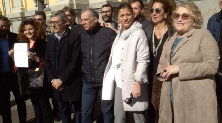 """Jole Santelli proclamata presidente della Regione Calabria """"Sono molto emozionata, stanotte non ho dormito"""", le parole del neo governatore calabrese.GUARDA IL VIDEO DELLA PROCLAMAZIONE"""