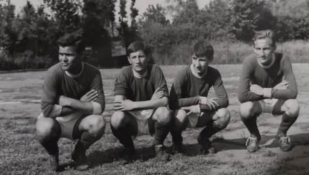 """Il ricordo di mister Peppe Giancotta per la morte del mister Ciccio Leva """"Per me Ciccio è stato per decenni , nei campi di calcio, un avversario serio leale e sportivo"""""""