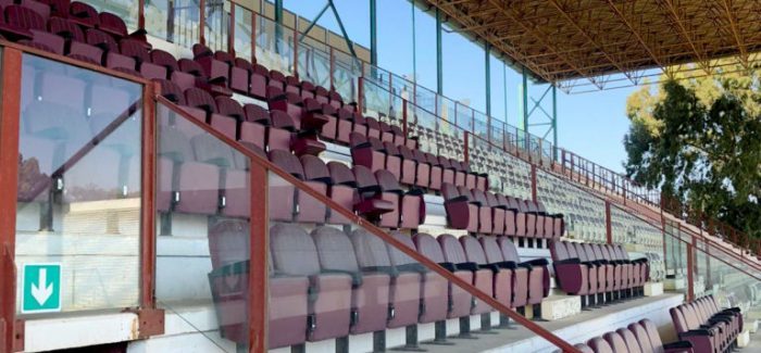 Serie C : campionati avanti senza la presenza del pubblico La Reggina per cinque partite dovrà fare a meno del supporto dei propri sostenitori