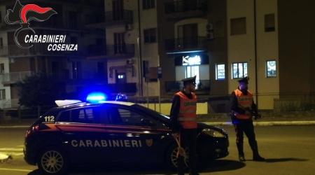 Due arresti per evasione e un denunciato in Calabria Il bilancio delle attività di presidio del territorio dell'Alto Tirreno Cosentino nel primo fine settimana