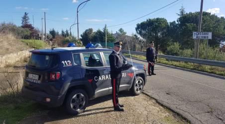 """Operazione """"gipsy village"""", 13 arresti a Montalto Uffugo, Torano Castello e Barcellona Pozzo di Gotto"""